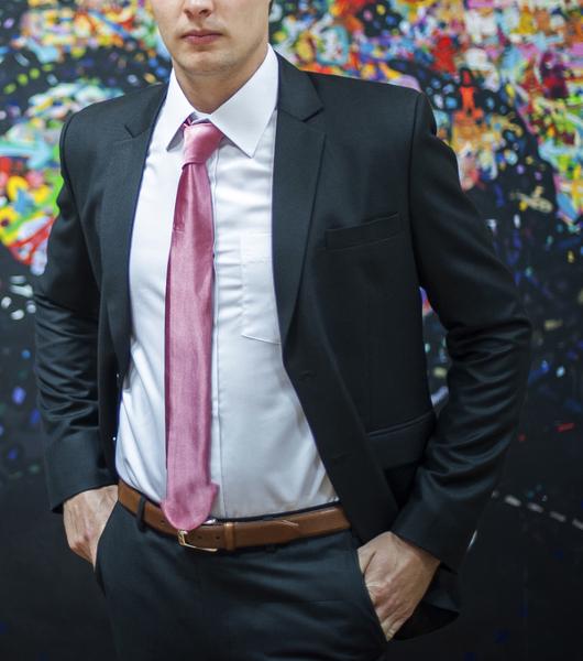 dicktie-cravatta-a-forma-fallica-seta-rosa